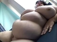 Splendid fatty taking up strong cock in fat videos