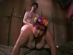 Bbw with nice big tits fucking heavily in chubby xxx videos